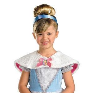 ディズニー コスプレ 子供 ドレス シンデレラ 衣装 キッズ ケープ 子供用|acomes