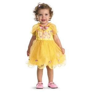 美女と野獣 ドレス グッズ ベル コスチューム 衣装 幼児用 ハロウィン 仮装 acomes