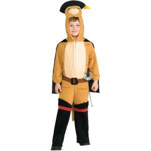 衣装 「シュレック フォーエバー」 長ぐつをはいた猫 ブーツ デラックス 子供用 コスチューム acomes
