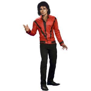 マイケルジャクソン 衣装 コスチューム スリラー ジャケット 赤 コスプレ 仮装