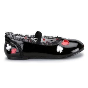 新生活 アリス 不思議の国 白うさぎ チシャ猫 アリスインワンダーランド 靴 子供用 コスチューム ハロウィン|acomes