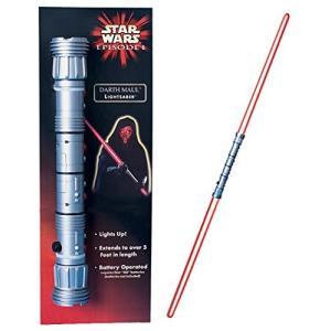ハロウィン ダースモール ライトセーバー おもちゃ スターウォーズ STARWARS シス グッズ ライトセイバー Rubies|acomes