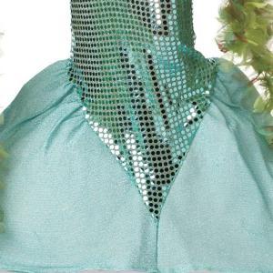 ハロウィン リトルマーメイド 衣装 ディズニー コスプレ プリンセス アリエル 子供用 コスチューム|acomes|04