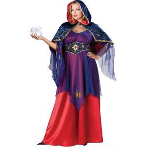 パーティー ドレス 大きいサイズ 魔女 魔法使い 衣装 ハロウィン ハロウィーン 大人用コスチューム|acomes
