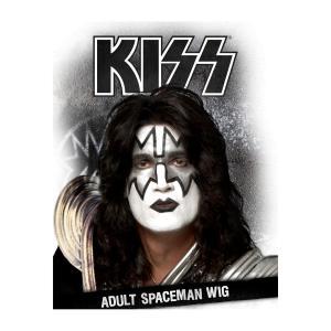 KISS キッス ウィッグ かつら スペースマン 来日 2013 日本公演 40周年