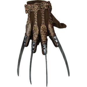 エルム街の悪夢 コスプレ フレディ・クルーガー 手 グローブ 手袋 コスチューム 大人用 ハロウィン 仮装 グッズ|acomes