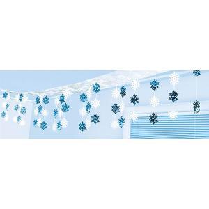 クリスマス デコレーション 飾り雪模様の天井飾り|acomes