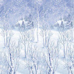 クリスマス デコレーション 飾り冬景色の壁用飾り acomes