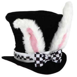 ディズニー 仮装 子供 コスチューム 人気 アリス 不思議の国 白うさぎ チシャ猫 キッズ グッズ 白ウサギの帽子 キッズグッズ|acomes