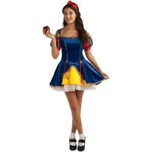 ディズニー 仮装 子供 コスチューム 人気 白雪姫 コスチューム ティーン用 ハロウィン 衣装 仮装|acomes