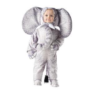 仮装 子供 コスチューム 人気 着ぐるみ きぐるみ キャラクター アニマル ハロウィン ぞう acomes