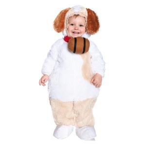 仮装 子供 コスチューム 人気 着ぐるみ きぐるみ キャラクター アニマル 犬 セントバーナード 年賀状 戌年 acomes