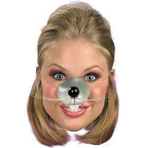 付け鼻 ハロウィン 仮装 ねずみの鼻 3個セットコスプレ・グッズ衣装 パーティー|acomes