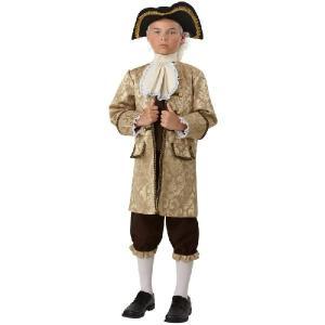 ハロウィン 衣装 キッズ 英国 コロニアルの少年 コスプレ ...