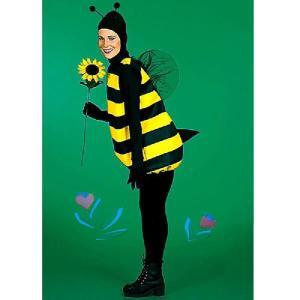ミツバチ 着ぐるみ みつばち コスプレ 蜜蜂 ハチ コスチューム 大人 ハロウィン 仮装|acomes