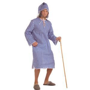 ハロウィン・キャロル スクルージの寝巻き 衣装 大人用コスチューム acomes