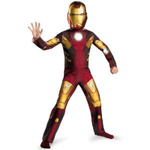 コスプレ 子供 衣装 男の子 人気 アイアンマン スーツ 2 マーク7 クラシック版 アベンジャーズ キャラクター 仮装 コスチューム acomes