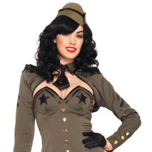 ハロウィン アーミー ミリタリー コスチューム コスプレ 女性 軍服 セクシー 衣装|acomes|04
