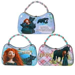 ディズニー メリダとおそろしの森 ブレイブ 小さなスティールバッグ acomes