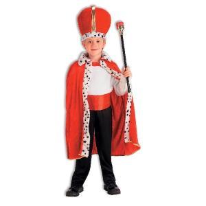 衣装 子供 王子様 王様 コスチューム 王子 衣装 ローブ 王冠 子供用コスプレ マント クラウン|acomes|02