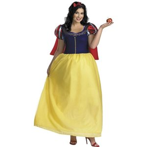 ハロウィン 大きいサイズ 白雪姫 ドレス コスチューム 衣装 ディズニー プリンセス コスプレ レディース 仮装 グッズ|acomes