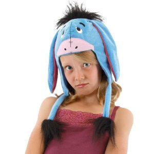 ディズニー 仮装 子供 コスチューム 人気 ベビープー ぬいぐるみ くまのプーさん 帽子 イーヨー フード 着ぐるみ|acomes