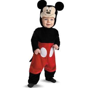 赤ちゃん ミッキーマウス コスチューム ディズニー コスプレ 衣装 服 幼児 ベビー|acomes