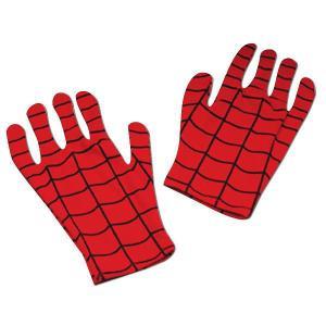 スパイダーマンコミック グローブ 手袋 子供用 コスチューム ハロウィン ヒルナンデス ユニバ コスプレ usj|acomes