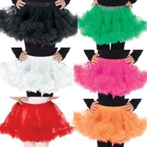 衣装 コスチューム ペチコート 6色展開 ミニ 子供用コスチュームハロウィン 衣装・コスチューム|acomes