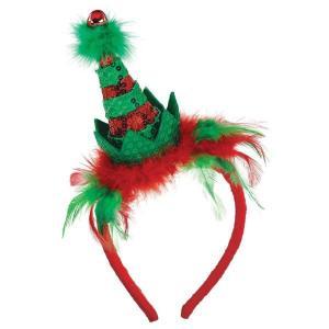 クリスマス パーティー 飾り グッズ おしゃれなエルフのカチューシャ|acomes