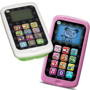 子供 幼児 おもちゃ 電話 スマートフォン スマホ  リープフロッグ LeapFlog 英語 英会話 学習 教材 知育玩具 ミュージックトイ|acomes