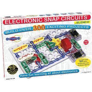 入学祝い 科学おもちゃサイエンストイ 教材 スナップサーキット SC-300 電気回線セット 自由研究...
