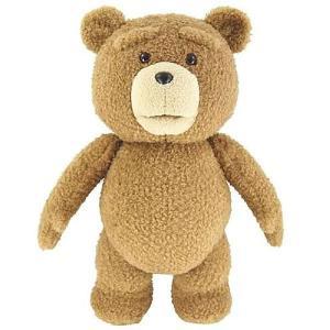 【正規品】TED テッド トーキング ぬいぐるみ 24インチ60cm クリーントーキング版 / 最新の(ふさふさ)バージョン acomes