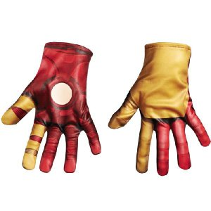 プレゼント 衣装 子供 アイアンマン3 マーク42 グローブ 子供用|acomes