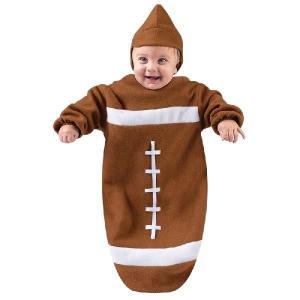 衣装 コスチューム ラグビーボール 着ぐるみ 赤ちゃん ベビーハロウィン 衣装・コスチューム|acomes