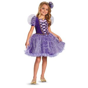 ラプンツェル ドレス 衣装 チュチュドレス 子供用|acomes
