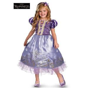 ディズニー 仮装 子供 コスチューム 人気 ラプンツェル ドレス キッズ コスプレ 衣装 コスチューム キラキラ|acomes