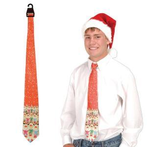 父の日 プレゼント  ハロウィン クリスマス ネクタイ トナカイ グッズ ファッション 雑貨 サンタクロース コスプレ|acomes
