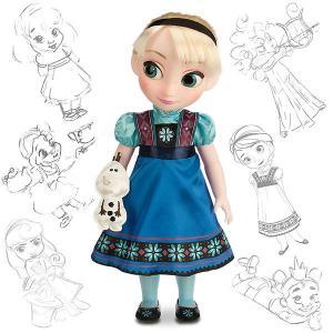アナと雪の女王 グッズ フィギュア エルサ Animators Collection Frozen アニメーターコレクション ディズニー プリンセス|acomes