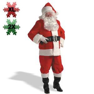 ハロウィン サンタ コスプレ 大きいサイズ サンタスーツ大人用 プラスサイズ コスチューム|acomes