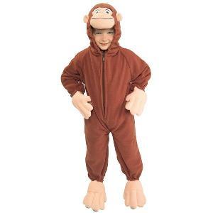 コスプレ 子供 衣装 男の子 人気 コスチューム おさるのジョージ|acomes