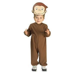 仮装 子供 コスチューム 人気 衣装 幼児用 衣装 おさるのジョージ 用 acomes