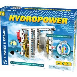 サイエンストイ 化学・科学おもちゃ 水力発電実験キット Hydropower Science Kit|acomes