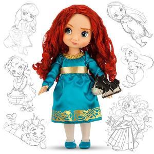 Disney ディズニー Princess Animators Collection 16 Inch Doll メリダ メリダとおそろしの森 ドール 人形 おもちゃ