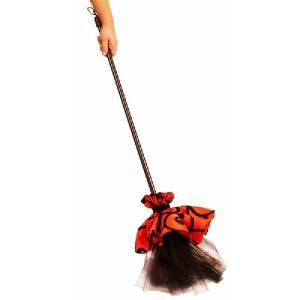 コスプレ ハロウィーン 衣装 コスチューム 魔女 魔法使い ほうき|acomes
