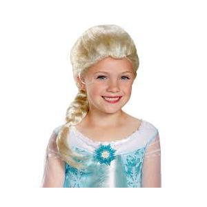 ディズニー 仮装 子供 コスチューム 人気 アナと雪の女王 グッズ ウィッグ エルサ ブロンド 金髪 公式 コスチューム プリンセス acomes