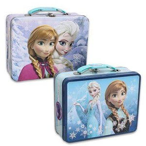 アナと雪の女王 グッズ ブリキのランチボックス バッグ エルサ(1個) Frozen ディズニー プリンセス acomes