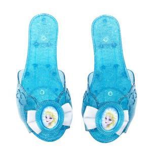 ディズニー 仮装 子供 コスチューム 人気 アナと雪の女王 グッズ シューズ ビーチ サンダル エルサ 青い靴 プリンセス|acomes