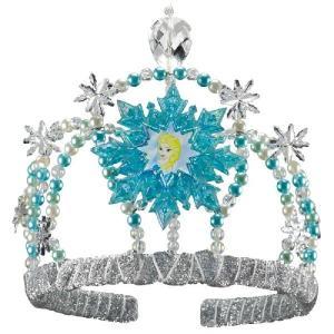 ディズニー 仮装 子供 衣装 コスチューム 人気 アナと雪の女王 グッズ エルサ ティアラ 王冠 女の子用|acomes
