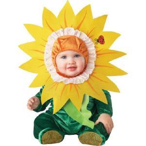 幼児 衣装 ベビー服 赤ちゃん 可愛い服 ひまわりのコスチューム|acomes